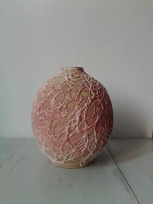 Vase boule ancien
