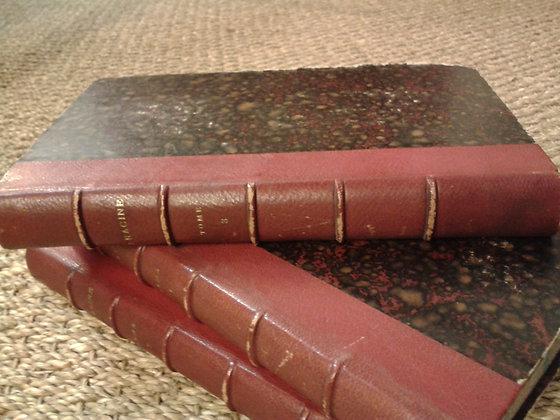 Œuvres poétique de J. Racine T.3 ed. XIXe
