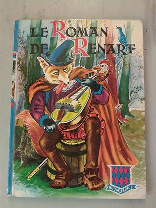 """livre """" Le Roman de Renart"""". Ref.S0353"""