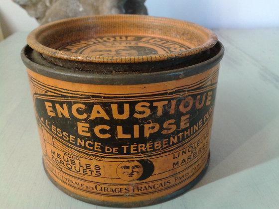 Boite encaustique Eclipse. Ref.0299