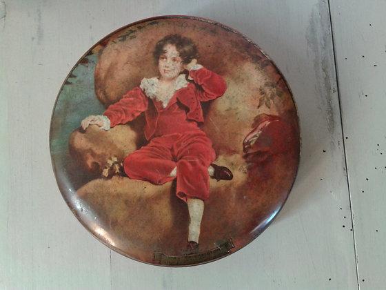 Boite  Wilkin's Red Boy Toffee circa 50. Ref.0654