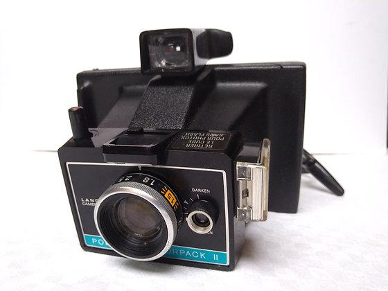 Appareil photo vintage 70  Polaroïd color pack II