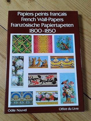 Papiers peints Francais 1800/50. Ref.S0319