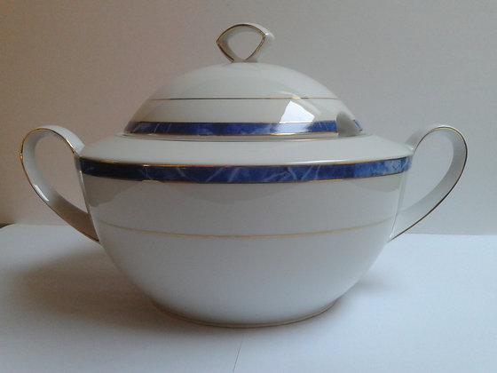 Légumier porcelaine