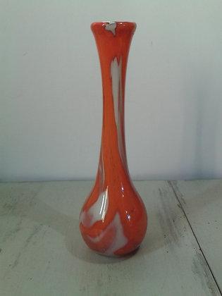 Vase soliflore verre soufflé