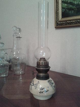 Lampe à pétrole fin XIXe Choisy Le Roi. R.0451