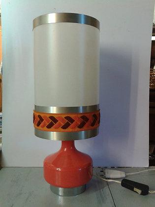 lampe de chevet années 70