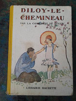 Diloy le chemineau Hachette 1931. Ref.0224