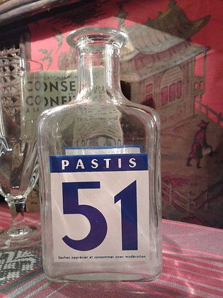 """Carafe """"Pastis 51"""". Ref.0084"""