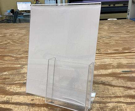 Brochure Pocket and Display