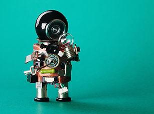 Creative%20idea%20concept.%20Robot%20loo