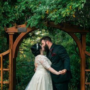 Briana & Zach's wedding at Smith Barn, Peabody
