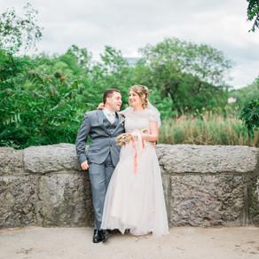 Ann & Filipe's Garden Ceremony