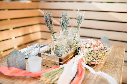 loyal nine table decoration wedding
