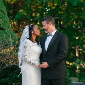Kim & Rick's Intimate Maine Wedding