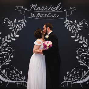 Fabiola & Konstantin's Boston Wedding