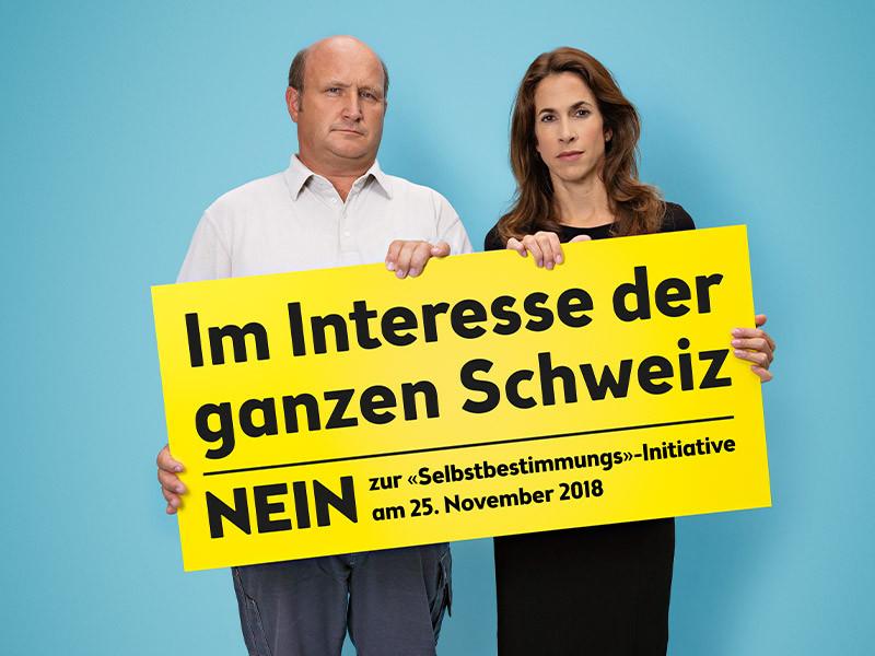 Im Interesse der ganzen Schweiz.