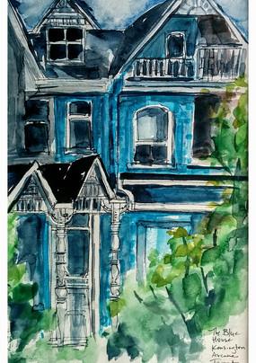 Blue House Kensington