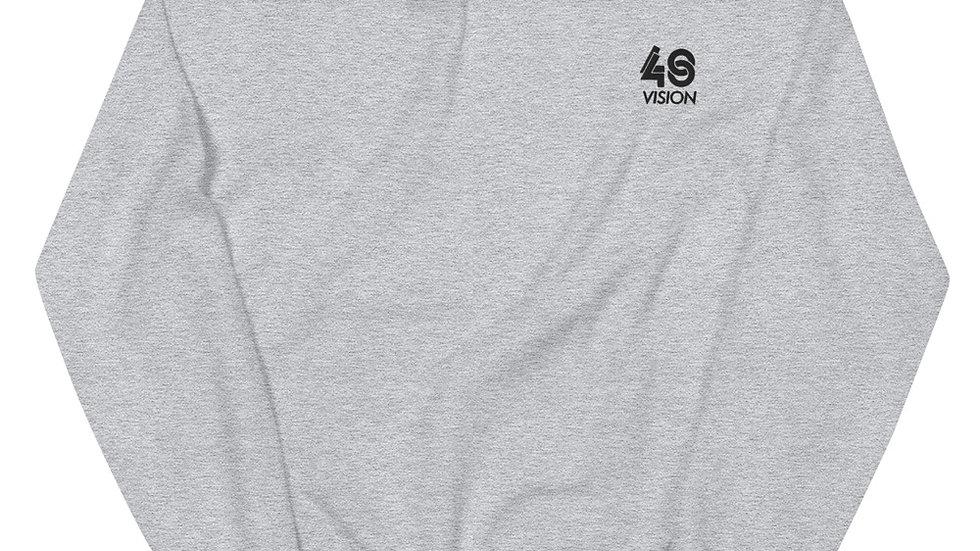 40 Crew Neck Sweatshirt | Grey