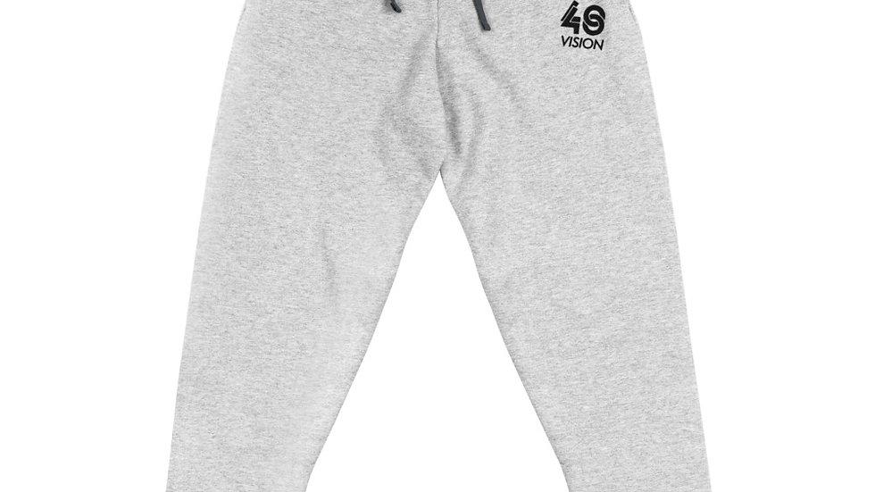 40 Unisex Joggers (Grey)