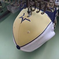 Hat being sewn.jpg
