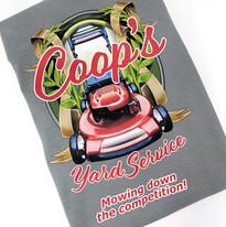 Coop's Yard Service