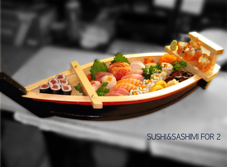 Sushi & Sashimi for 2