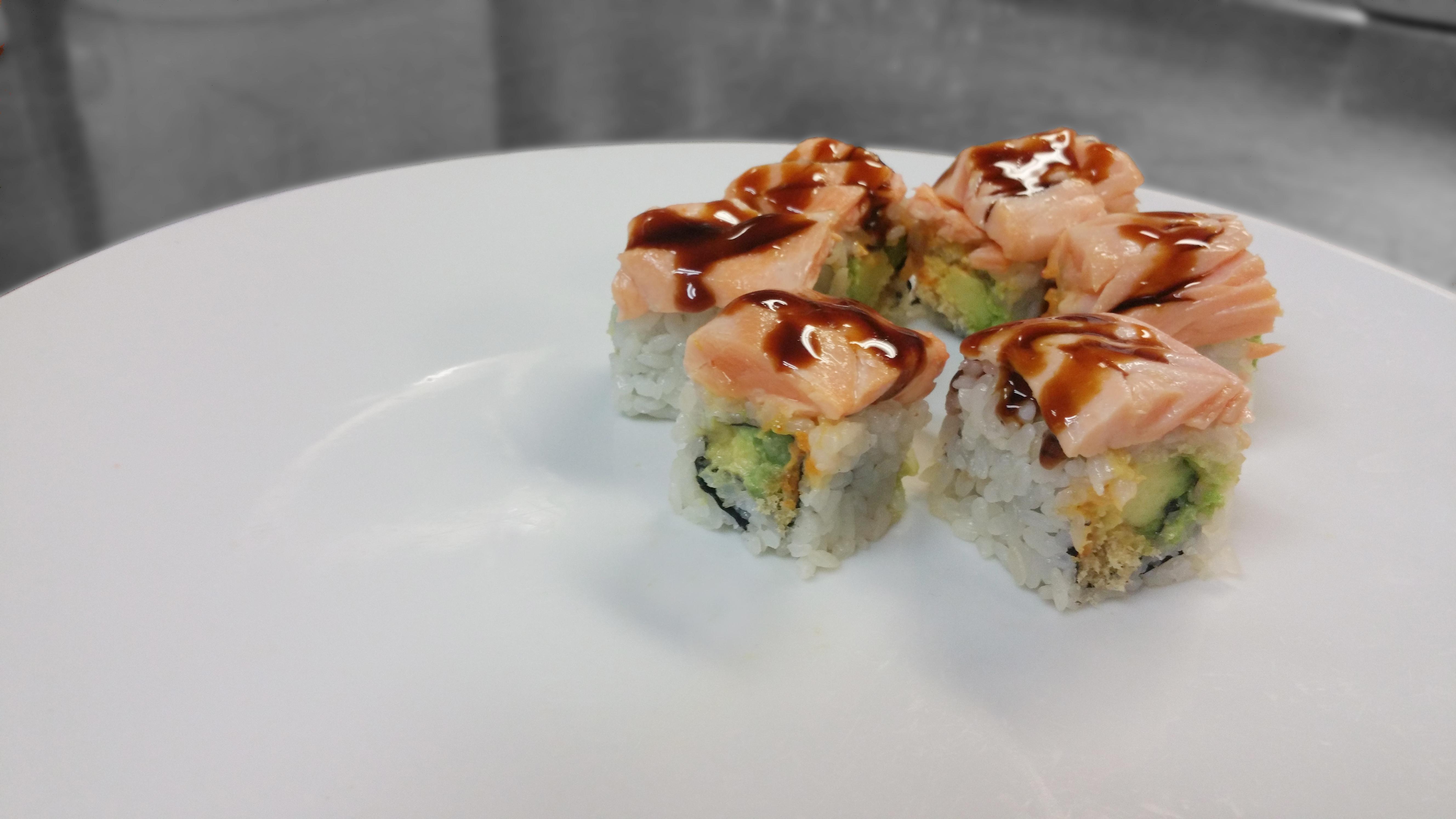 Salmon Yaki