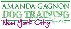 Amanda Gagnon Dog Training New York City Logo