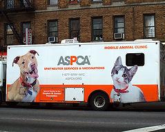 ASPCA truck