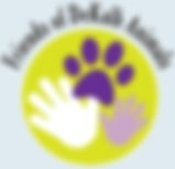 Friends of DeKalb Animals Logo