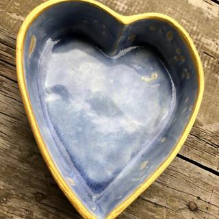 saladeira coração