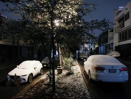 ¿Qué hacer ante un apagón de invierno?