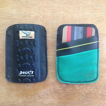 AUSSIE MINImicro wallet (black/green/yellow)