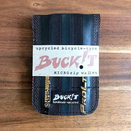 PRO-LTD MICROzip wallet (black/yellow)