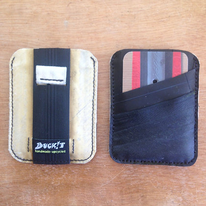 BMC MINImicro wallet (black/tan-wall)