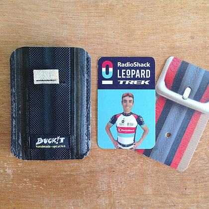 RSLT <Team> MINImicro wallet (black/grey)