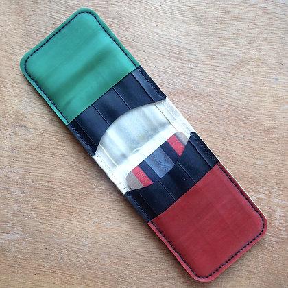 GREGARIO MICROwallet (red/white/green)