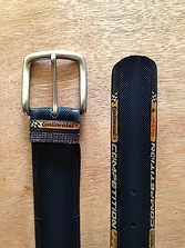 buckit belts - upcycled bicycle tyre and tubular belts