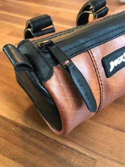 Custom BROWN / BLACK miniBARbag