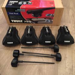 Thule 755, Paket