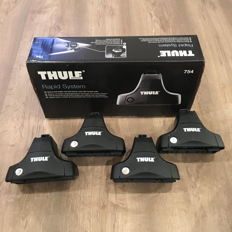 Thule 754, Paket