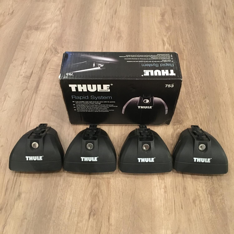 Thule 753, Paket