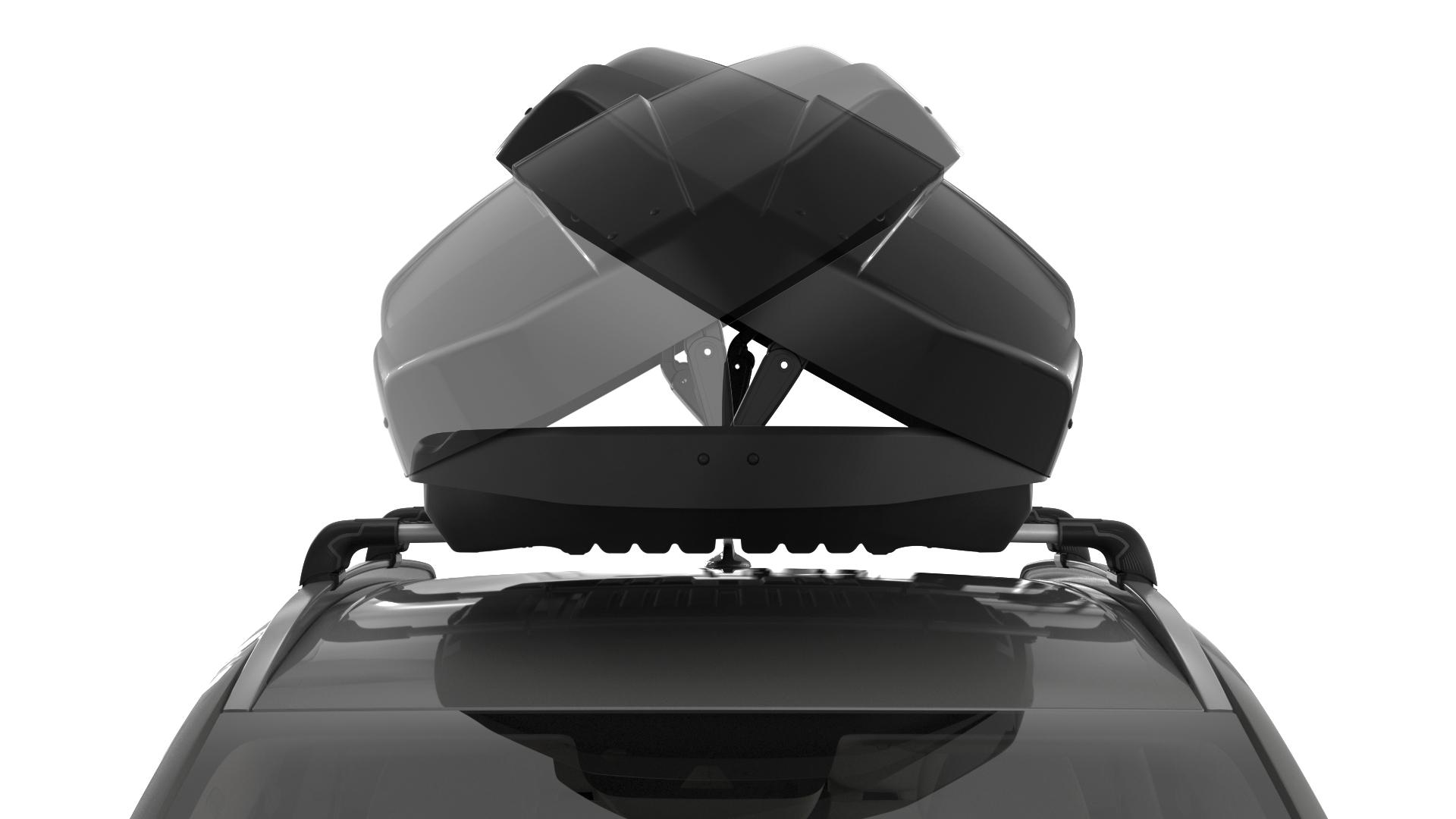 Thule DualSide - beidseitige Öffnung