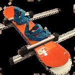 Thule Ski- und Snoboardhalter