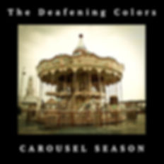 Carousel Season Album Cover Black Backgr