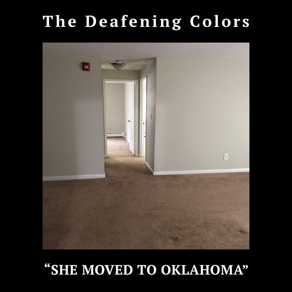 """She Moved to Oklahoma"" by The Deafening Colors"