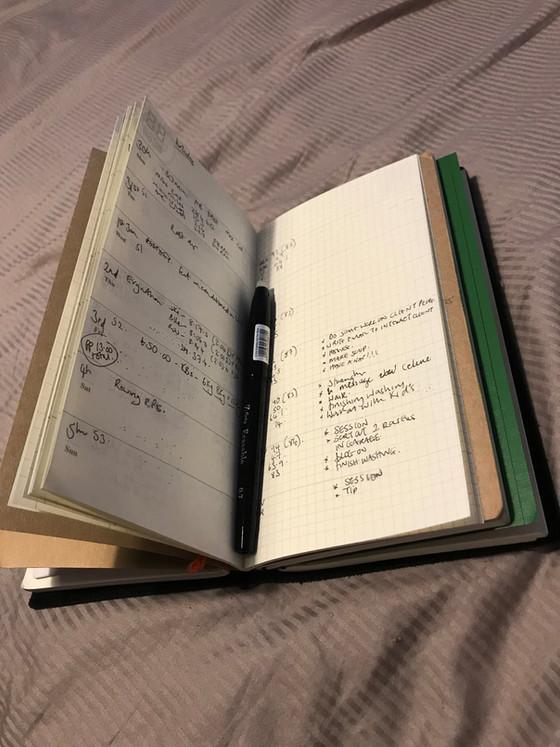 Plan, Plan PLAN!