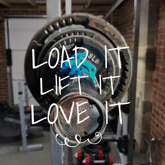 Load it, lift it and LOVE IT!