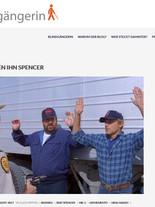 Blindgängerin.com Juli 2017